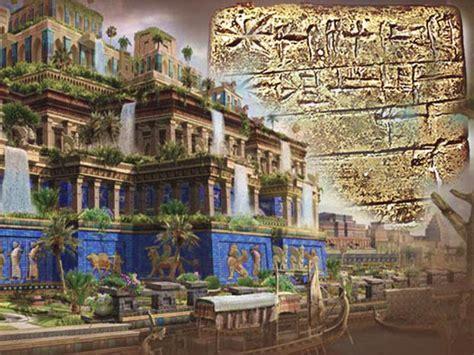 giardini pensili di babilonia foto babilonia giardini pensili 28 images i giardini