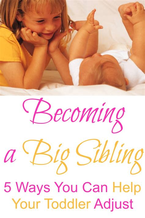 becoming a helper becoming a big sibling 5 ways to help your toddler adjust