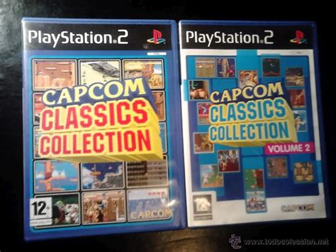 libro classic collection volume 2 capcom classics collection vol 1 y vol 2 play comprar videojuegos y consolas ps2 en
