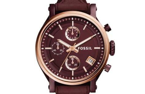 Daftar Harga Jam Tangan Merk Fossil Original daftar harga jam tangan fossil terbaru januari 2019