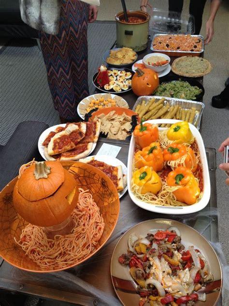 office food ideas themed office potluck recipes potluck