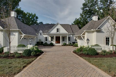 Southern Cottage House Plans The Grove Is Home To The 2016 Southern Living Custom