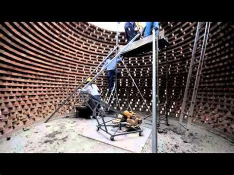 cupola brunelleschi costruzione dimostrazione pratica di costruzione cupola