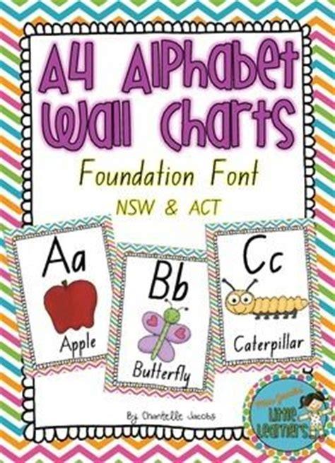 alphabet flash cards nsw font printable pinterest the world s catalog of ideas