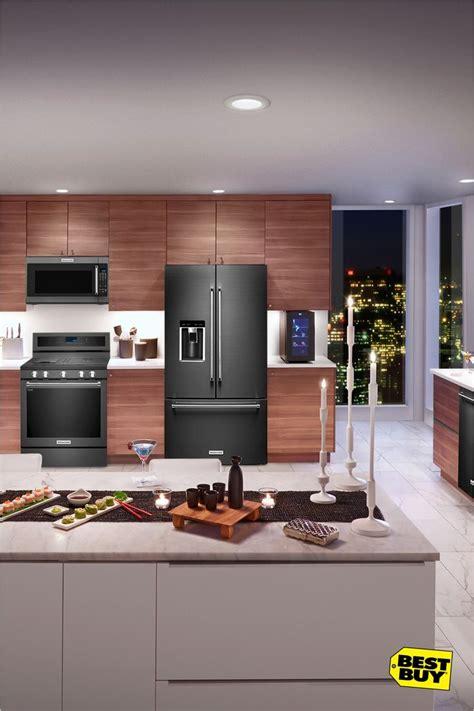 kitchen ideas with stainless steel appliances best 25 kitchenaid refrigerator ideas on pinterest kitchen appliances stainless steel