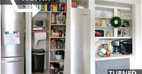 Espresso Kitchen Pantry by Kitchen Pantry Converted To A Coffee Bar Hometalk