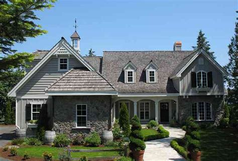 english cottage 43001pf 1st floor master suite corner 77 best two story house plans images on pinterest story