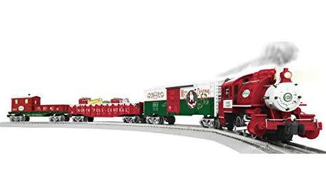 what are the best christmas trains the best sets for the tree