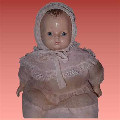 composition doll manufacturers composition chunky baby doll by rbl manufacturer