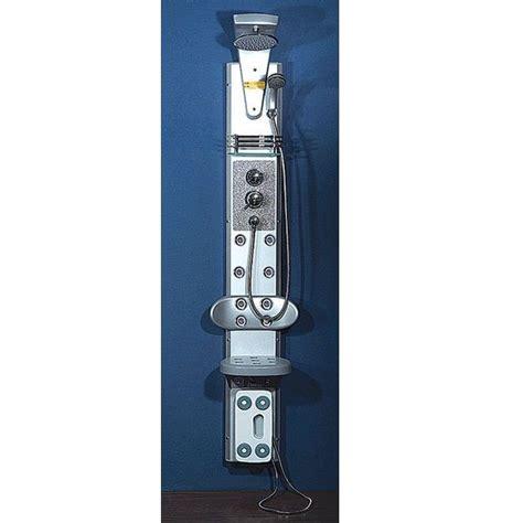 colonna idromassaggio doccia colonna doccia idromassaggio con massaggio plantare