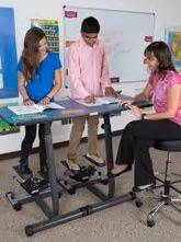 kinesthetic classroom pedal benefits of the kinesthetic classroom desks tables by