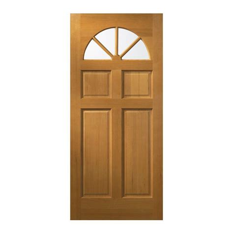 Wood Doors Front Doors Doors The Home Depot Exterior Doors Home Depot