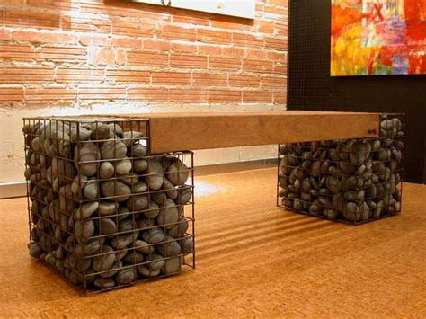 trial bench gabion walls what they are and how to use them in your