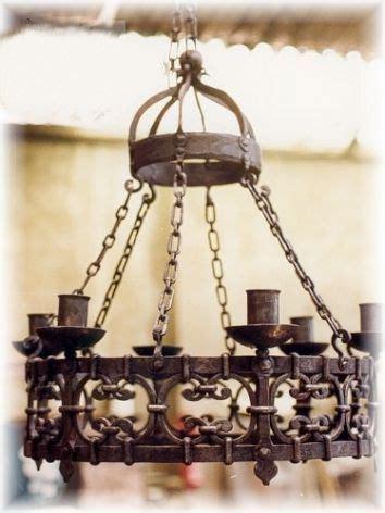 candelabros de techo de herreria fotos de photo5 laras en fierro forjado fierro y