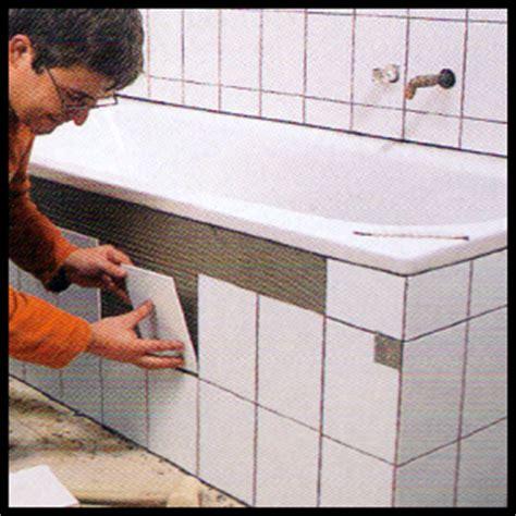 acryl badewanne ausbessern badewanne einbauen und duschwanne einbauen