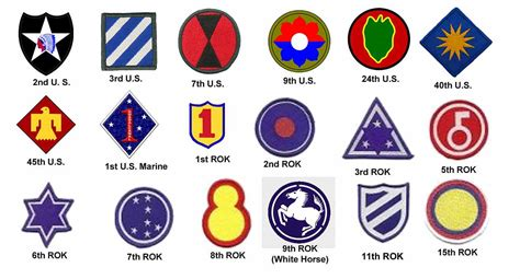 us army sections all u s army unit patches autos post