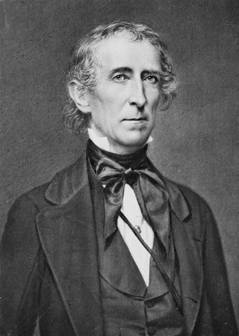 10. John Tyler (1841-1845) – U.S. PRESIDENTIAL HISTORY