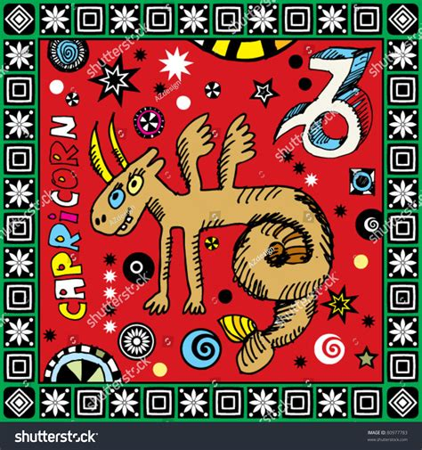 doodle zodiac naive horoscope doodle sign of the zodiac