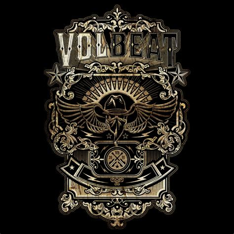 volbeat online store old letters volbeat 100 cotton