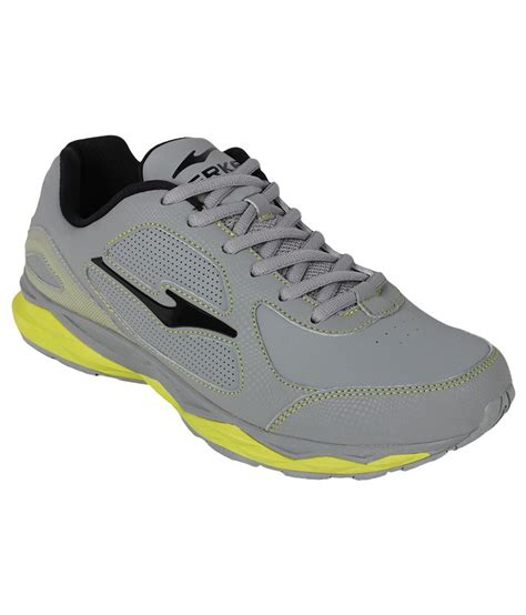 buy erke gray designer sport shoes for snapdeal