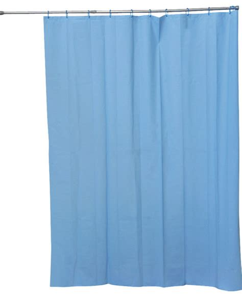 solid blue shower curtain shower curtain eva solid colors contemporary shower