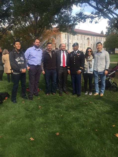 Emory Mba Global by Emory Veterans Day Celebration At Goizueta Emory