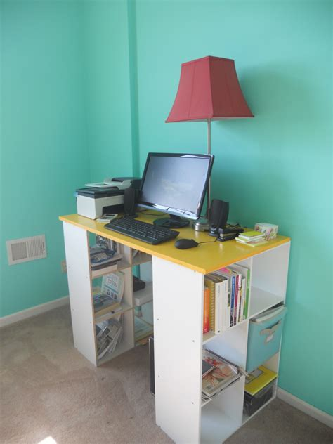 Diy Work Desk 8 Design Tips For Standing Desks That Are Versatile Enough For Sitting