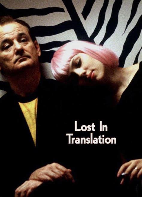 themes lost in translation film genre comedy drama allmovie