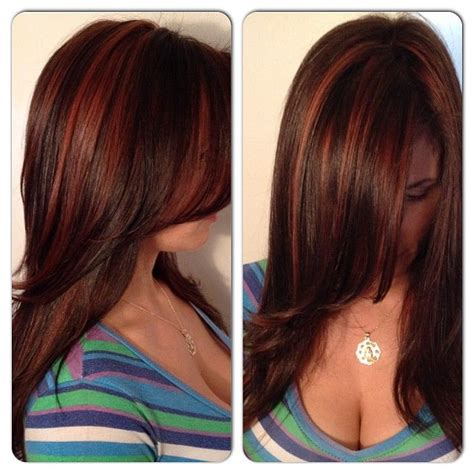 are chunky highlights out of style 159 best images about hair nails beauty on pinterest