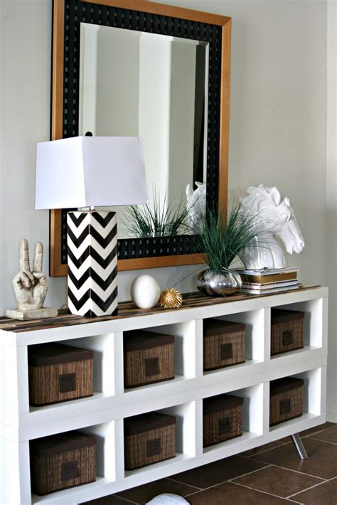 Another IKEA Hack: Embellishing a LACK table!
