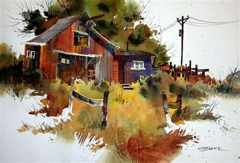 tony couch paintings watercolour edgar whitney google search tony couch