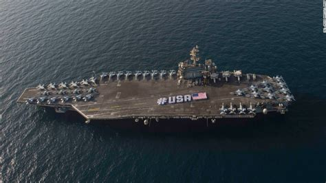 u s us aircraft carriers