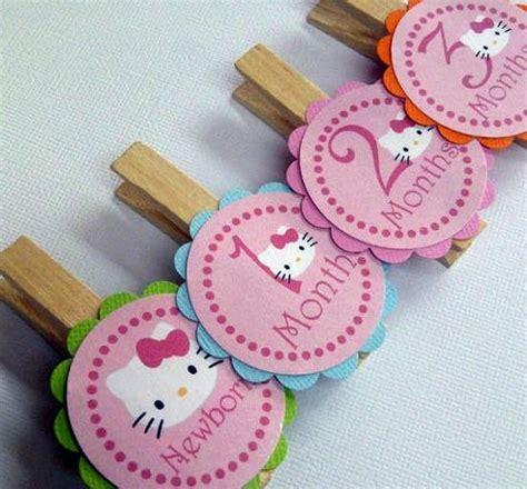 imagenes que digan recuerdos decoraci 243 n y adornos para baby shower en foami