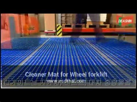 clean gate of forklift www esdthai com youtube