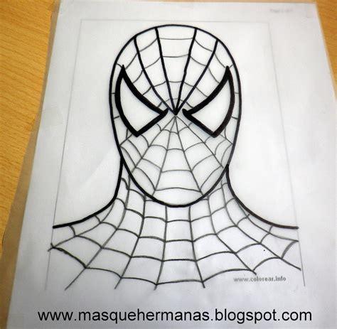 imagenes de spiderman para dibujar faciles m 193 s que hermanas dibujo en camiseta hoy spiderman