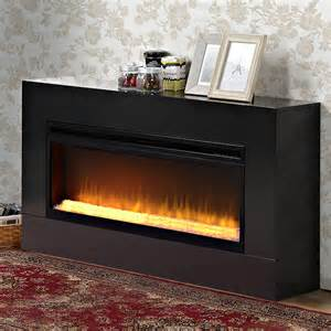 Freestanding Electric Fireplace Homestar Mantova Freestanding Electric Fireplace Reviews Wayfair