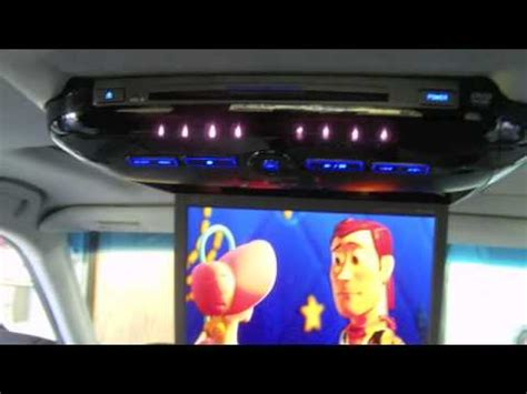 Headrest Monitor Xenia Touran Roof Monitor Installation Doovi
