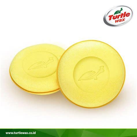 Busa Pad Poles Wax Mobil 12pcs turtle wax applicator pad