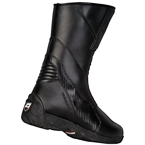 summer motorcycle boots akito monza leather touring summer motorbike motorcycle
