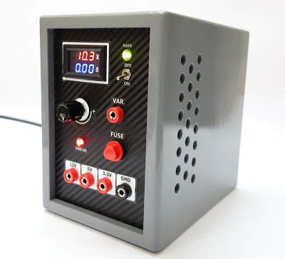 convert pc power supply to variable bench supply variable and mini benchtop atx power supply