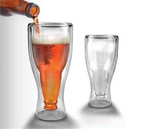 cool glassware 7 cool drinking glasses now that s nifty