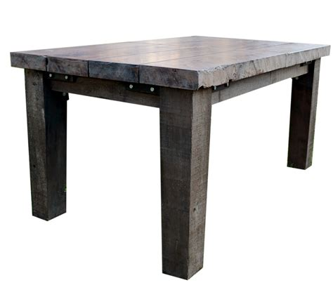 25 best ideas about reclaimed wood tables on reclaimed dining table industrial reclaimed dining table refined rustic dining table rustic
