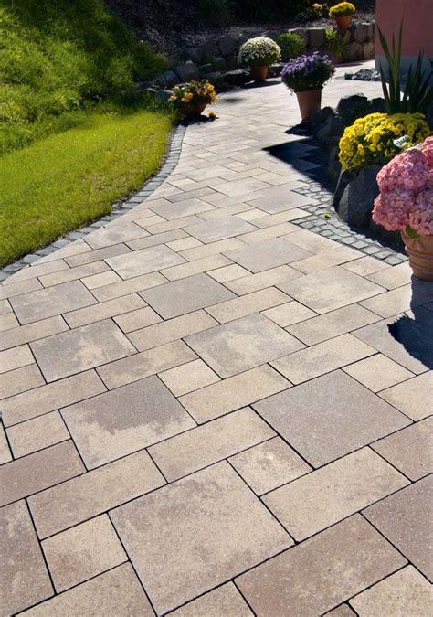 terrasse pflastersteine die 25 besten ideen zu pflastersteine auf