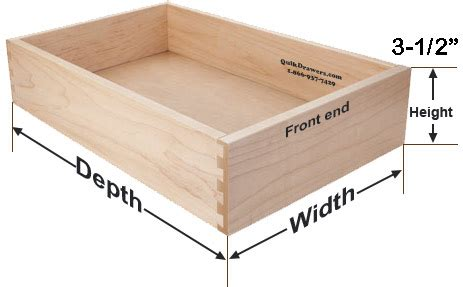 aristokraft cabinet replacement drawers aristokraft replacement drawer 5 8 maple 5 8 quot solid