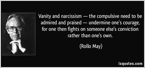 Vanity Narcissism quotes about narcissism quotationof