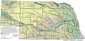 united states map nebraska nebraska map and nebraska satellite images