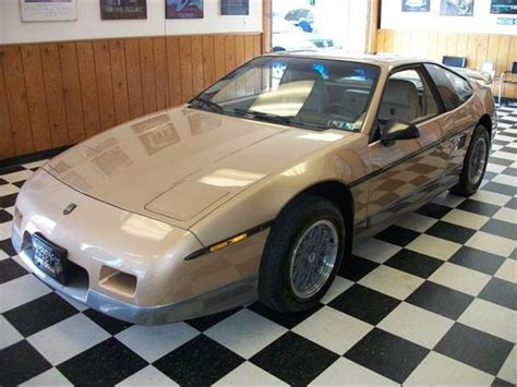 where to buy car manuals 1986 pontiac fiero regenerative braking classic pontiac fiero for sale on classiccars com 29 available page 2