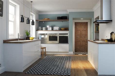 wren kitchen cabinets wren kitchens handleless white gloss