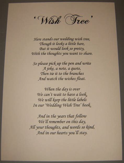 Wedding Wishes Poem by Bridal Shower Poems And Quotes Quotesgram