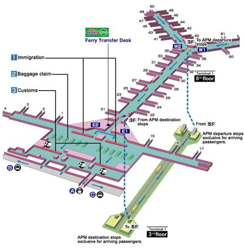 hong kong airport floor plan hong kong international airport